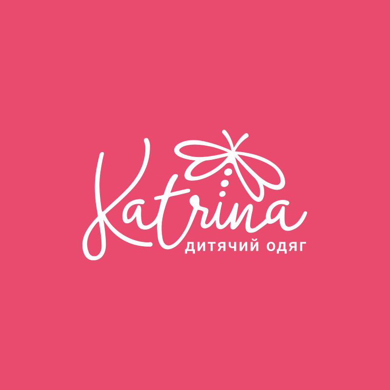 Katrina logo and business card design