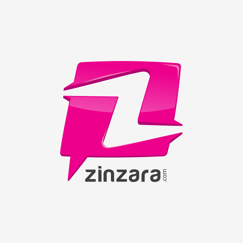 Logo design for Zinzara