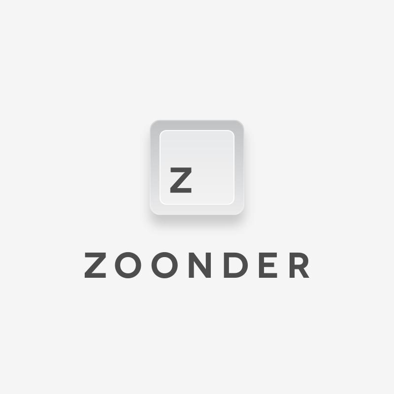 Logo design for Zoonder