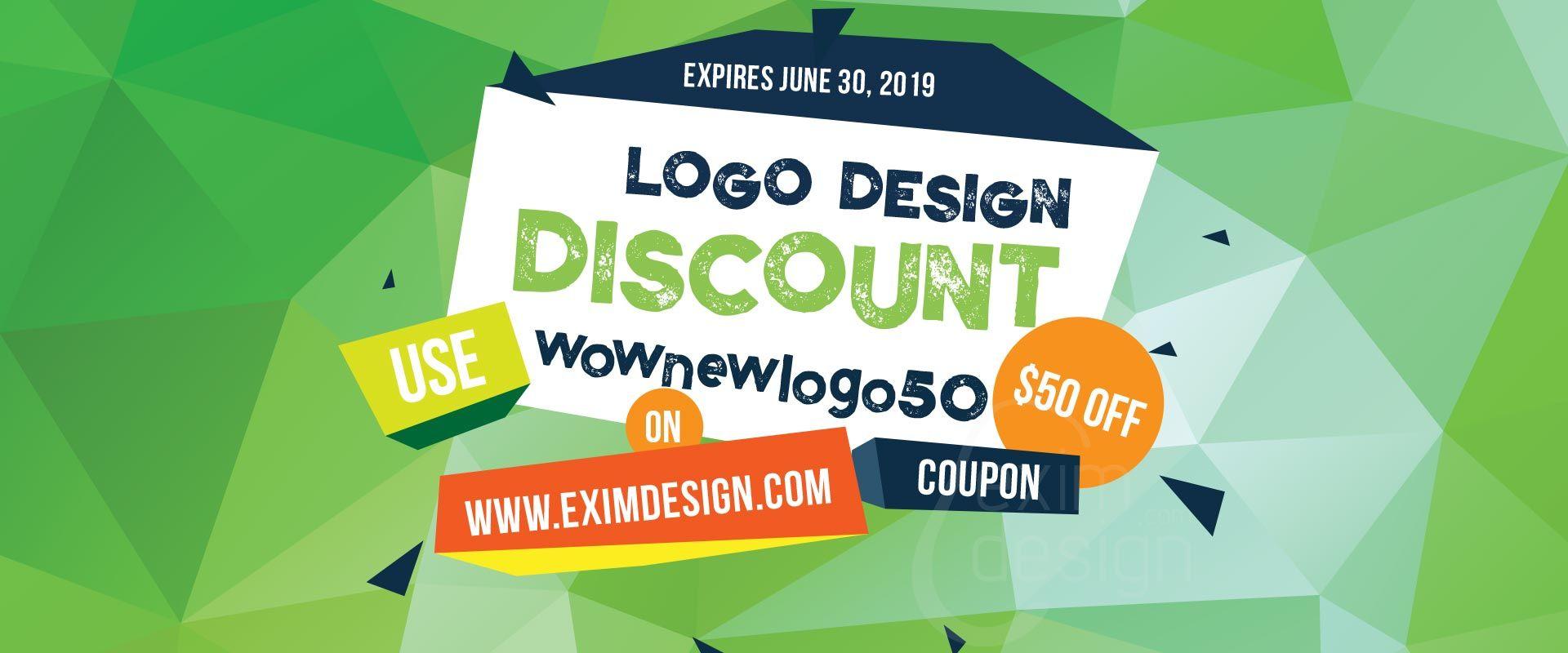Discount for logo design
