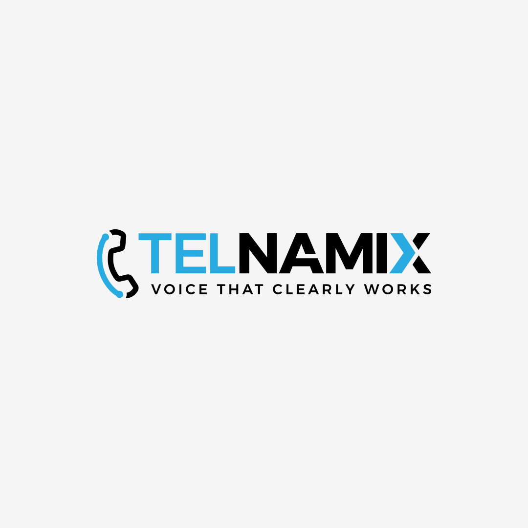 Logo design for Telnamix